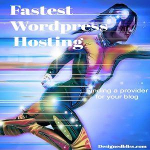 fastest hosting - best wordpress hosting