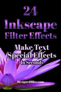 special text effects