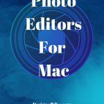 Photo Editors For Mac