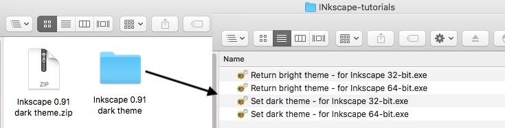Install Inkscape Dark Theme For Mac Easily