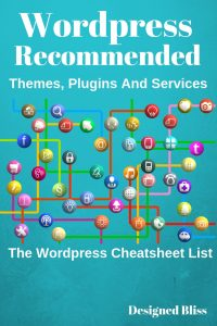 recommended wordpress themes, best wordpress plugins