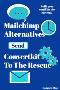 mailchimp versus convertkit- email service provider review