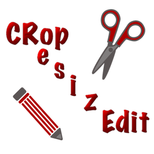 crop resize images