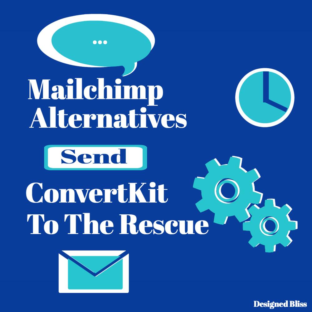 mailchimp vs convertkit review