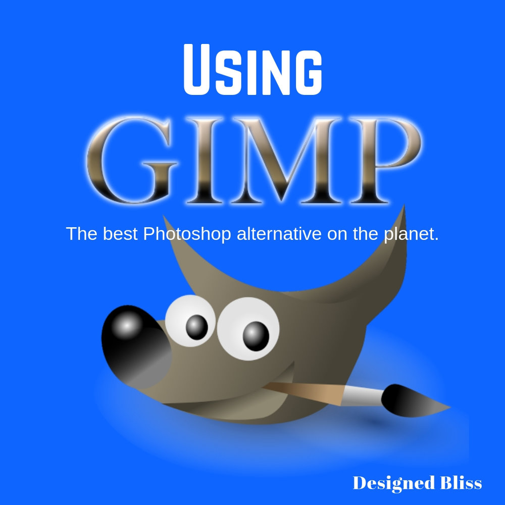 photo shop alternative gimp