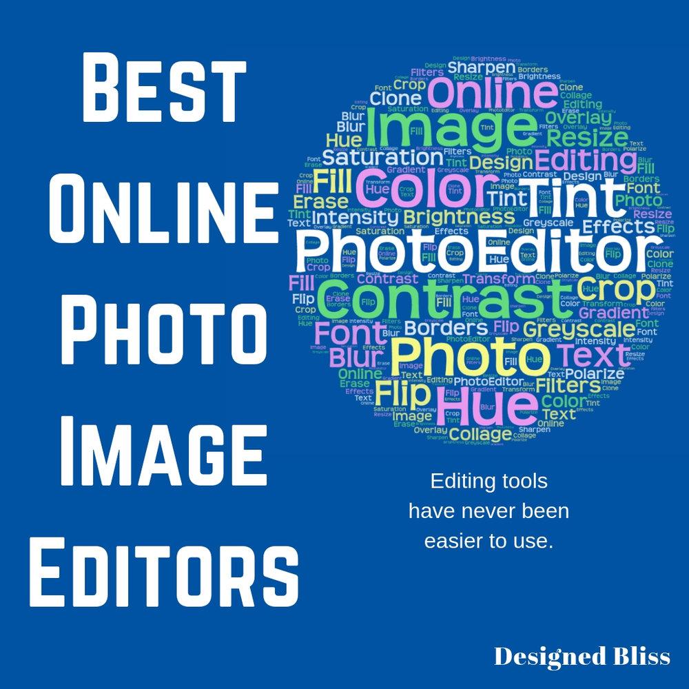 best online editors