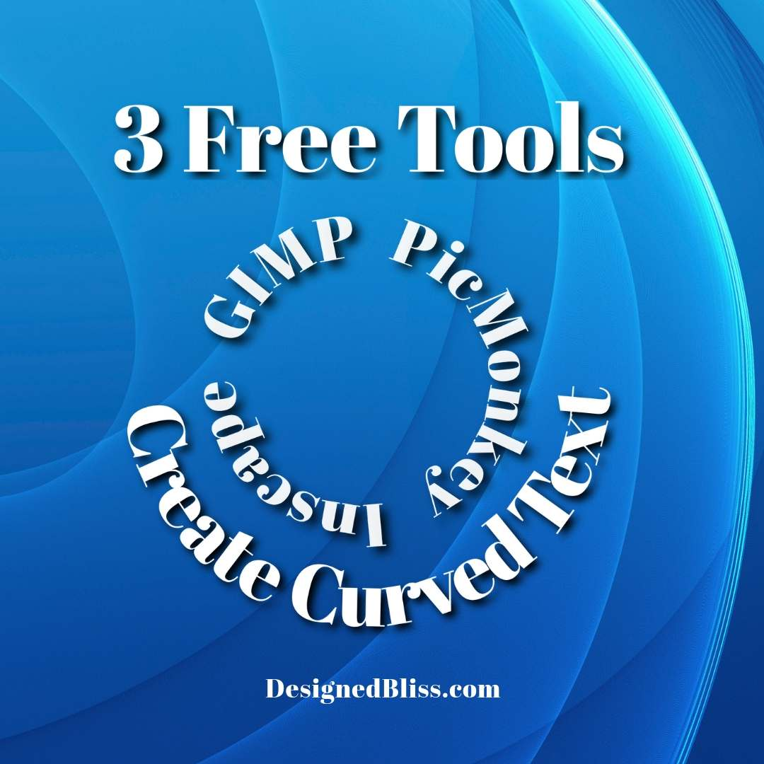 create-curve-text-easily