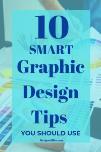 10 Graphic Design Tips With Text That Catch Their Attention